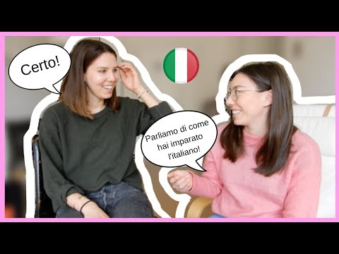 Imparerai L'italiano Se Trovi La Motivazione (due Chiacchiere Con Un'americana Che Vive A Roma)