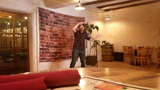 Clip of Virtual Reality Set 8-11-21