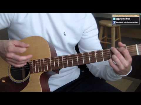 3 Doors Down - Be Like That - Guitar Tutorial