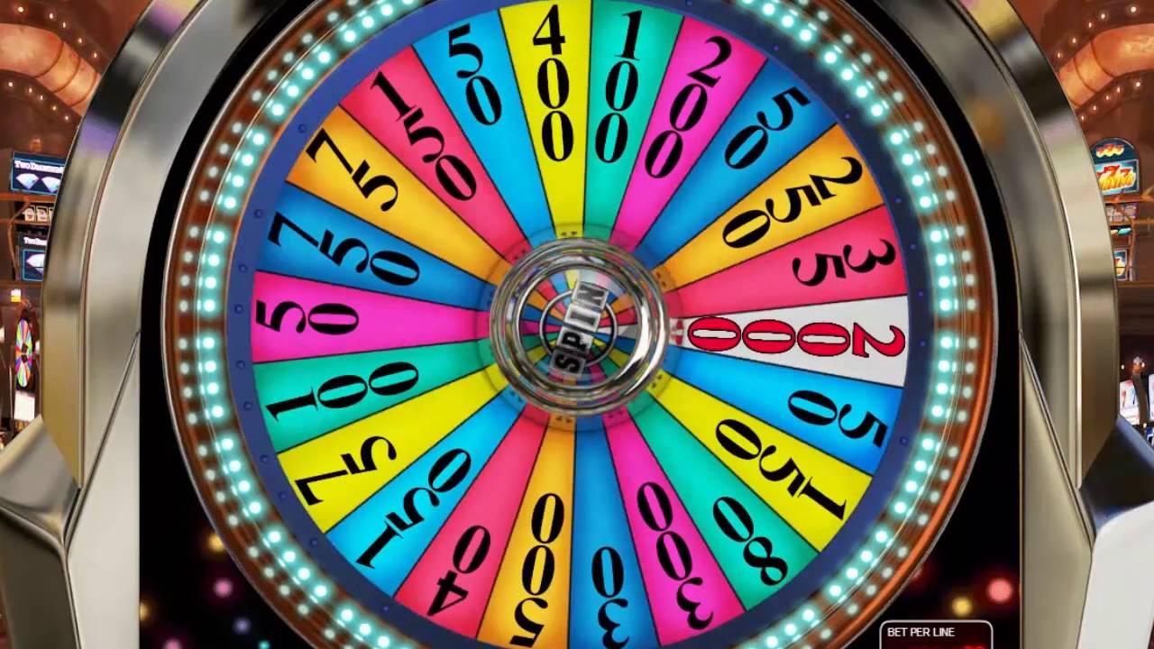 Lucky wheel - YouTube