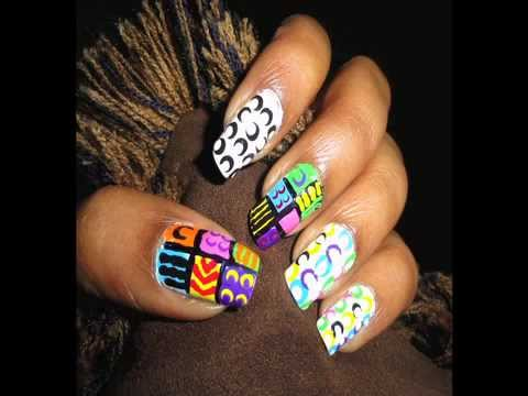 Coach Nail Art Youtube