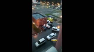 Новосибирск. Подозрительная сумка.