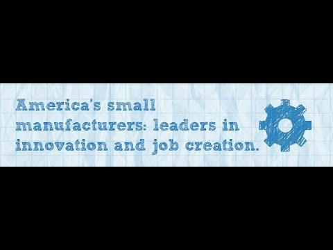 Small Manufacturers and Innovation