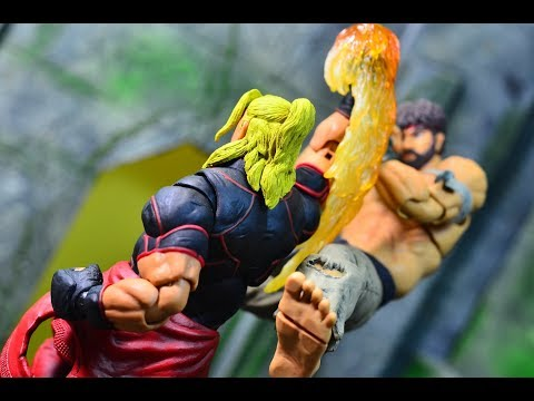 Storm Collectibles Street Fighter V: Ken Review