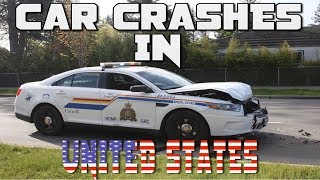 Car Crash Compilation - USA CANADA EUROPE #21
