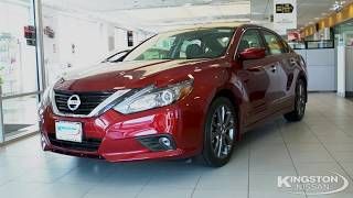 2018 Nissan Altima: See What's Inside and How It's Better than the Rest
