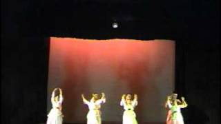 O PIYA,Dance choreographed by Sri Amar Raj Basneth