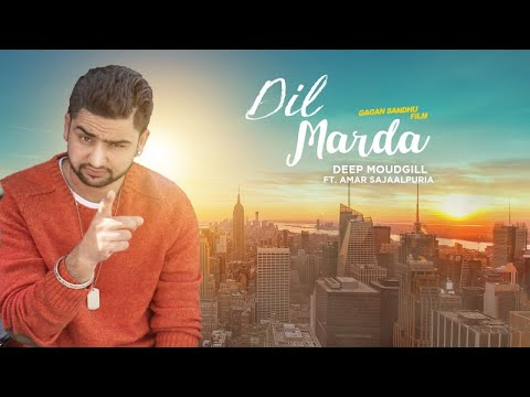 Dil Marda - Deep Moudgill || SS Production || Juke Box || Full Album