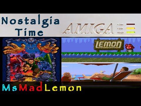 Nostalgia Time Amiga - Benefactor (Lemon Amiga - EAB Competition)