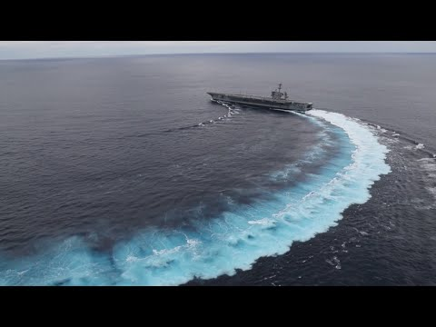 USS Abraham Lincoln has a message for Army