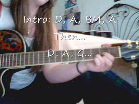 Carrie Underwood Jesus Take The Wheel Guitar Cover Youtube