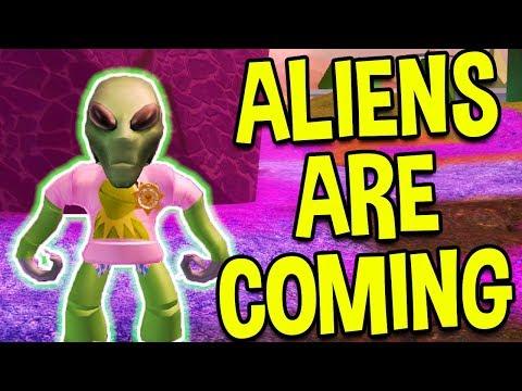 ALIENS ARE COMING TO JAILBREAK!? Roblox Jailbreak Secret Alien Easter Eggs!