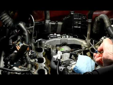 Secondary Air Injection Pump Replacement Toyota Sequoia