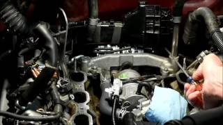Secondary Air Injection Pump Replacement Toyota Sequoia/Tundra  Chapter 2: Replacing the Pump