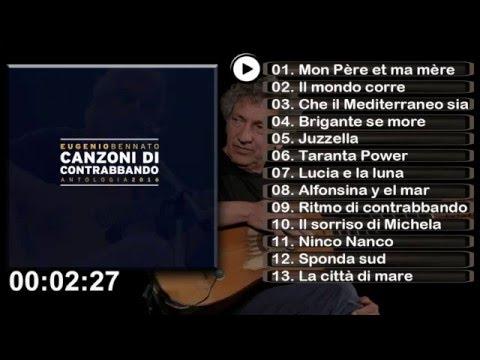 Eugenio Bennato - Canzoni di Contrabbando (Full Album 2016)