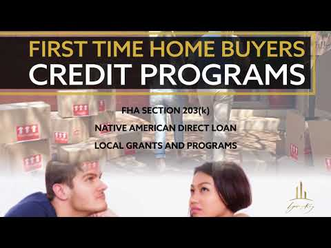 First Time Home Buyers Credit Programs - Lyons Key Home Solutions