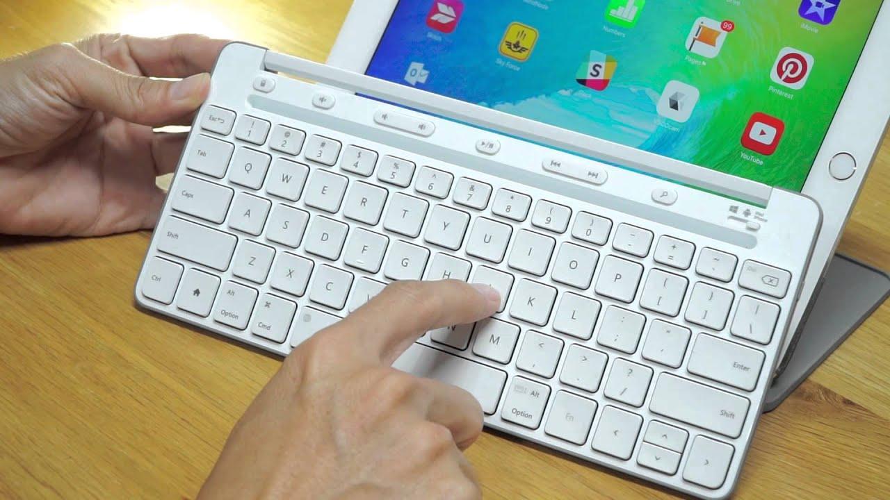 Trên tay Microsoft Universal Mobile Keyboard