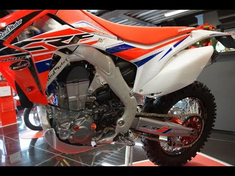 Honda Crf R Enduro Special Edition Video Best 4k Youtube