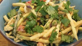 Raw Pad Thai- Vegan And Tastes Amazing