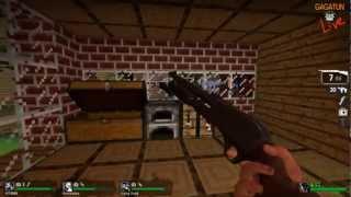 БРОШЕННЫЕ КОПАТЬ #1 - Minecraft карта для Left 4 Dead