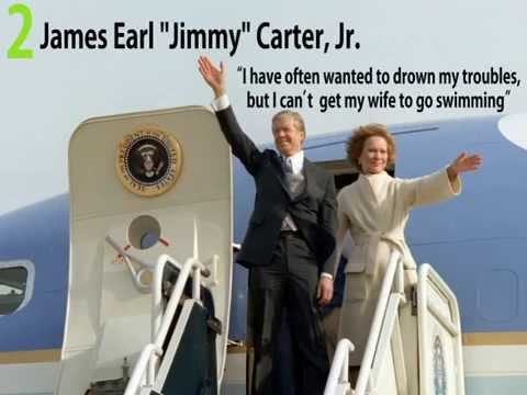 funny presidential quotes