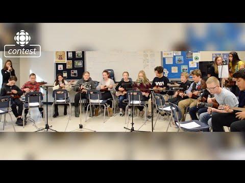"""Nowhere With You"" - Mountain Park School #CBCMusicClass"