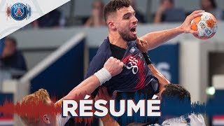 PSG Handball - Toulouse : le résumé
