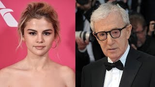 Selena Gomez IGNORED Mom's Advice To Not Work With Woody Allen