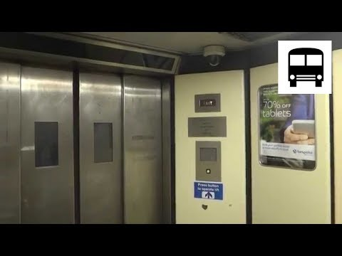 Belsize Park Tube Station - Wadsworth High-Speed Elevator