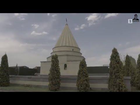 Езиды - один из самых закрытых и неизведанных народов Ближнего Востока