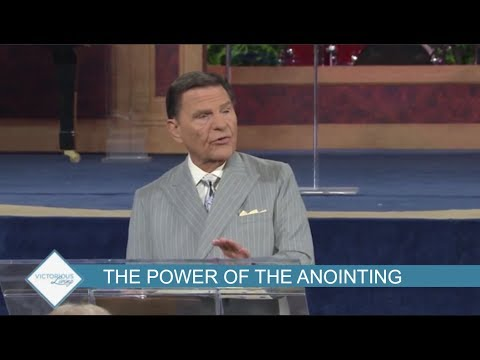 The Power of The Anointing | Kenneth Copeland | Victorious Living