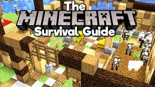 How To Repair Tools! ▫ The Minecraft Survival Guide (1.13 Lets Play / Tutorial) [Part 12]