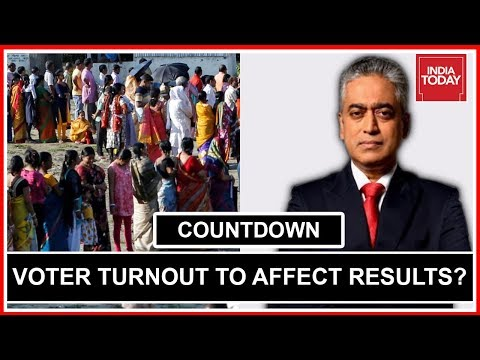 What Higher Voter Turn Out In First Phase Of Lok Sabha Polls Indicate? | Countdown With Rajdeep