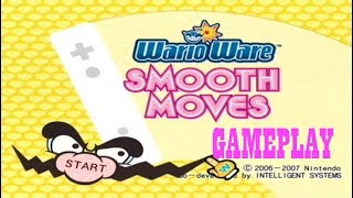 GIMME FIVE! Warioware Smooth Moves Gameplay