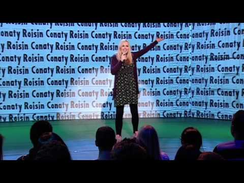 Roisin Conaty on Russell Howard's Good News