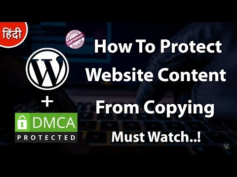 [ Protect Your Website] How to add a DMCA Protection Badge to Website - Veewom