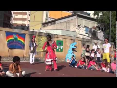Festa delle culture 2014. Scuola Edmondo De Amicis - Palermo,