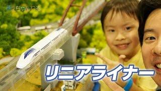 超高速!すごい!リニアライナーを見に行ってきました!with わっきさん、がっちゃん thumbnail