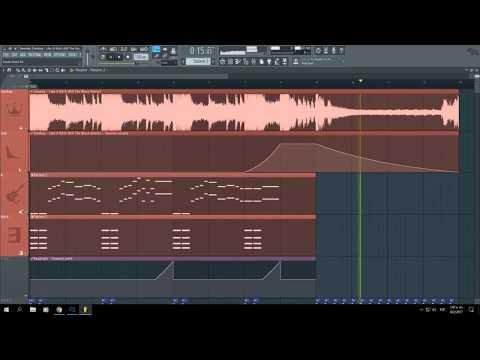 Zomboy - Like A Bitch (Kill The Noise Remix) ~ MELODY GUITAR (FREE FLP)