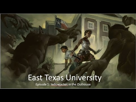 East Texas University Episode 1