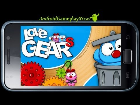 Love Gears Cool Android Game Gameplay [Game For Kids]