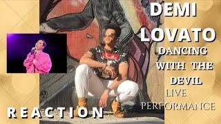 Devil live performance (reaction ...