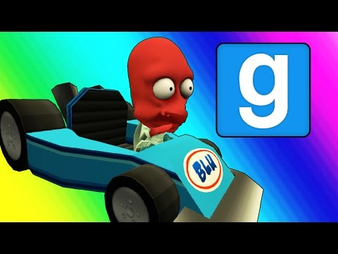 Thumbnail: Gmod Hide and Seek Funny Moments - Dangerous Roads! (Car Edition)