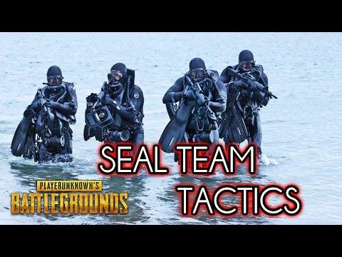 Seal Team Tactics | PlayerUnknown's Battlegrounds Gameplay | PUBG