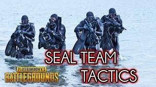 Seal Team Tactics   PlayerUnknown's Battlegrounds Gameplay   PUBG