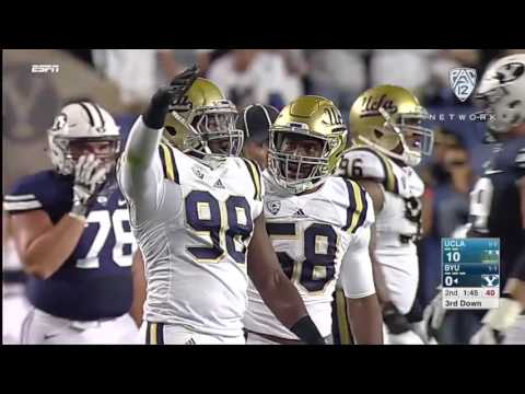 "UCLA Pump Up - 2017 ""Don"