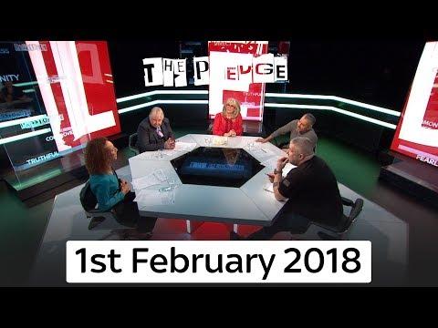 The Pledge | 1st February 2018