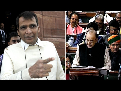 Budget 2017: Huge investment unprecedented in railway history says Suresh Prabhu