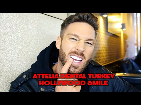 HOLLYWOOD SMILE | ATTELIA DENTAL TURKEY