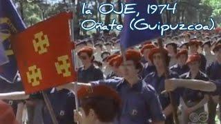OJE. Día de San Fernando. Oñate/Guipuzcoa (1974)